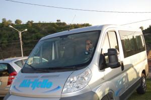 Prenota il tuo servizio transfer in Calabria