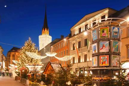 mercatini natale austria > Mirijello Viaggi